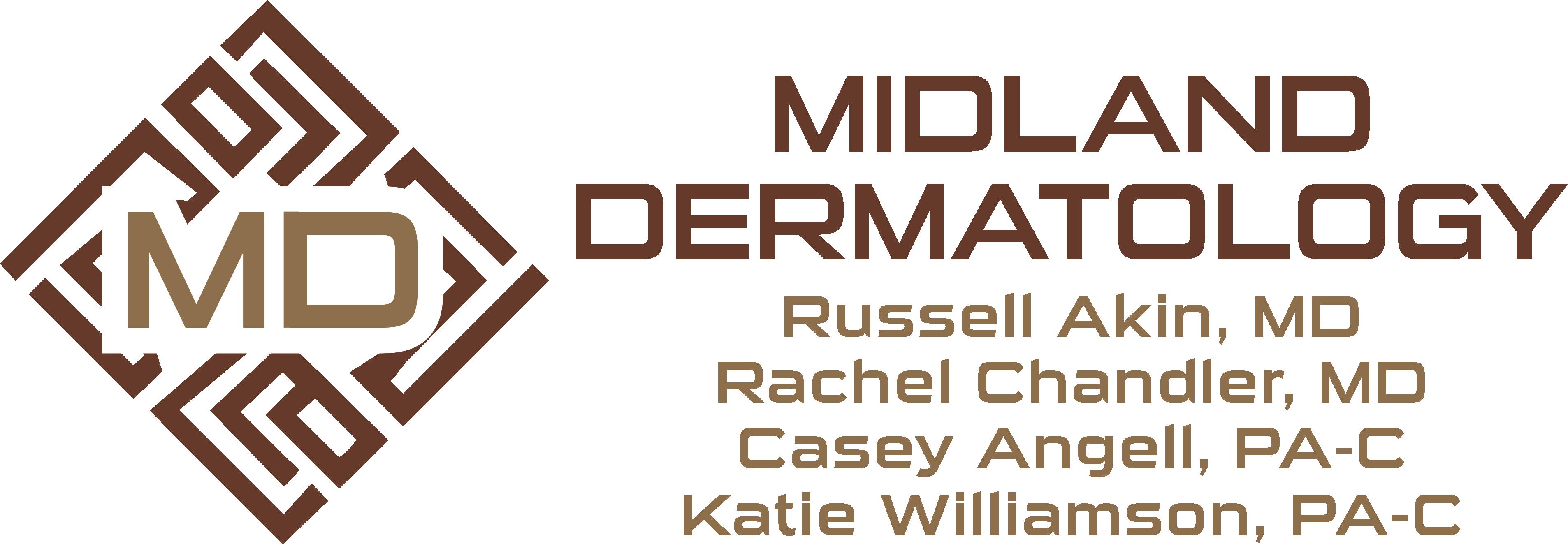 Midland Dermatology logo
